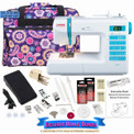 Janome DC2013 Computerized Sewing Machine With Exclusive Bonus Bundle