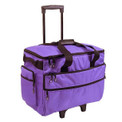 BlueFig TB19 Sewing Machine Trolley (Purple)