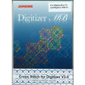 Janome Cross Stitch For Digitizer V3.0