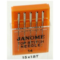 Janome Top Stitch Needles