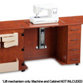 Sylvia Design Three Position Rudersberg Airlift (Machine and Cabinet NOT INCLUDED)