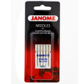 Schmetz ELx705 Size 12, 5 Pack Needles for Janome Cover Pro Models