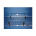 """Janome 18"""" x 24"""" Acrylic Extension Table for Serger Models HF134D, 134D & 104D"""