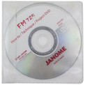 Janome FM725 Instruction DVD