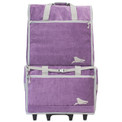 "BlueFig Designer Series DS23 Song Bird 23"" - 2 Piece Combo In Purple"