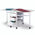Fashion Sewing Cabinets #97 Medium Cutting & Craft Table Without Drawers