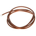 """Leather Treadle Belt 72"""" With Hook For Old Treadle Machines"""