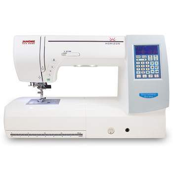 Janome Memory Craft Horizon 8200qcp Special Edition With