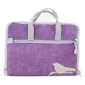 BlueFig Designer Series Notions Bag in Songbird