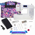 Janome 8050 Computerized Sewing Machine with Exclusive Bonus Bundle