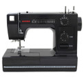 Janome HD 1000 Black Edition Sewing Machine with Bonus Accessories