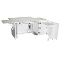 Horn 6360EL Electric Lift Space Saver Pro Deluxe Sewing Cabinet