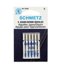 Schmetz 1836 Denim Needles 5 Pack Assorted Sizes