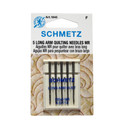 Schmetz 1845 Long Arm Quilting Needles 135X5 Size 4.0/110