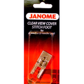 Janome CoverPro 900CP Partial Transparent Foot