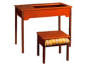 Fashion Sewing Cabinets 453 Space Saver School Desk (without Leaf)