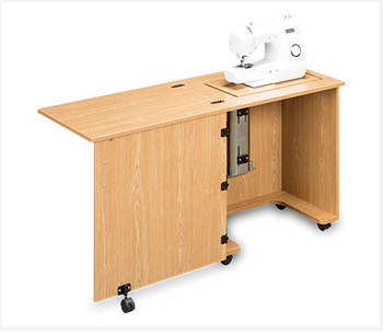 sylvia design sewing furniture model 610 sewing machine cabinet