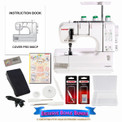 Janome CoverPro 900CPX Coverstitch Machine with Exclusive Bonus Bundle