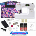 Janome New Home JNH720 Jem Sewing Machine with Exclusive Bonus Bundle