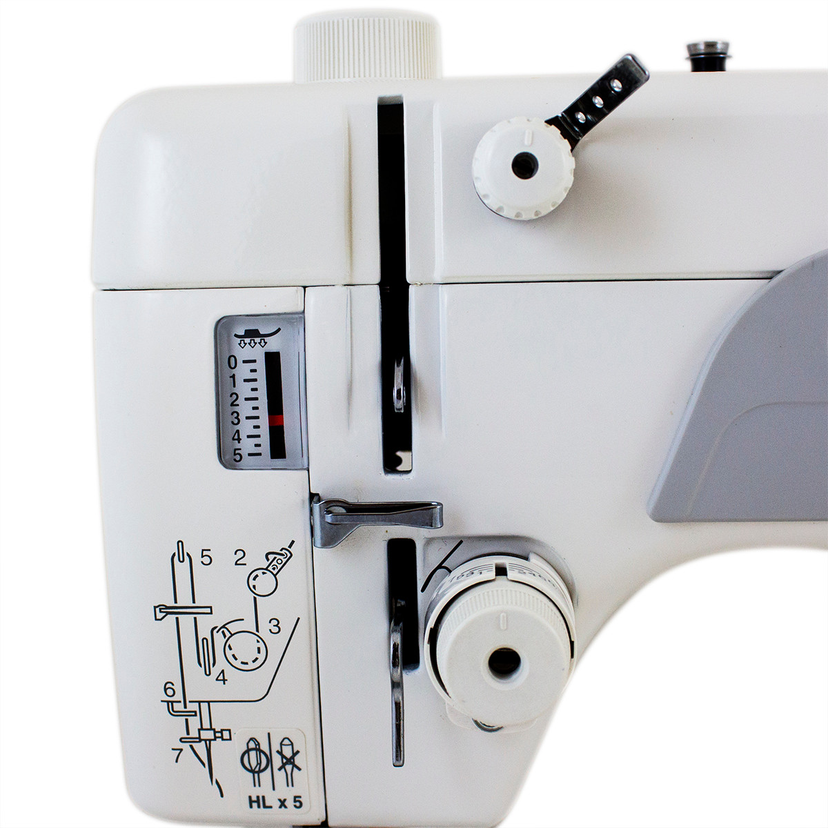 janome 1600p db sewing machine