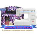 Janome Schoolmate S-3023 Sewing Machine With Exclusive Bonus Bundle