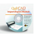 Grace QuiltCad Import Export Module Software