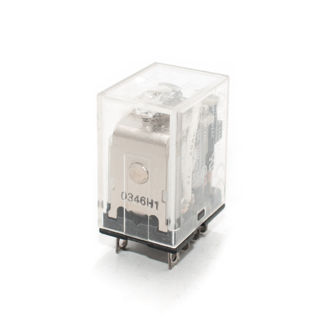 Omron Ly2 12vdc Relay Tremtech Electrical Systems Inc