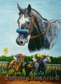 Silver Charm, Kentucky Derby / Preakness Winner