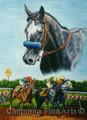 Silver Charm, Kentucky Derby / Preakness Winner