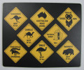 Australian made Australian road sign souvenir