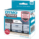 DYMO DURABLE LABELWRITER LW WHITE ADDRESS LABELS 25X89MM (ROLL OF 100)