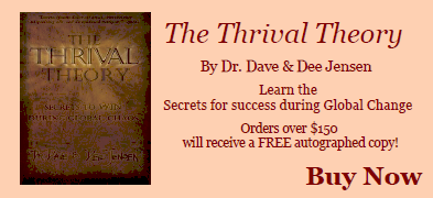 The Thrival Theory, by Dr. Dave & Dee Jensen