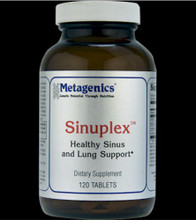 Sinuplex for Seasonal Allergiex