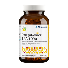 OmegaGenics® EPA 1200 Support for Healthy Blood Lipids & Positive Mood