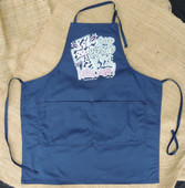 Blessed My Heart Apron