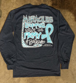 Miracles Happen Long Sleeve