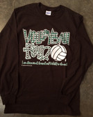 Volleyball Fan Longsleeve