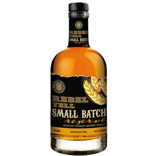 Rebel Yell Small Batch Reserve Kentucky Straight Bourbon Whiskey 750ml