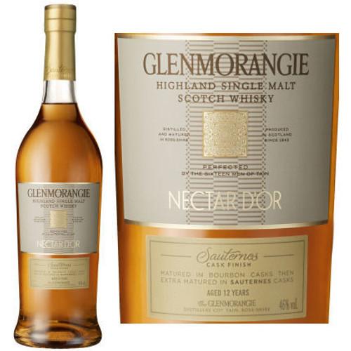 Glenmorangie The Nectar d'Or 12 Year Old Single Malt Scotch 750ml