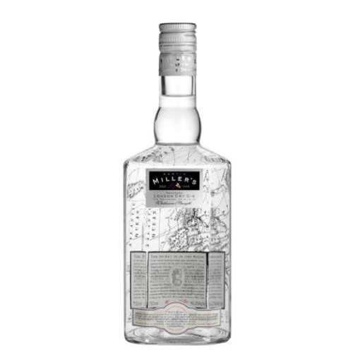 Martin Miller's Westbourne Strength London Dry Gin 750ml