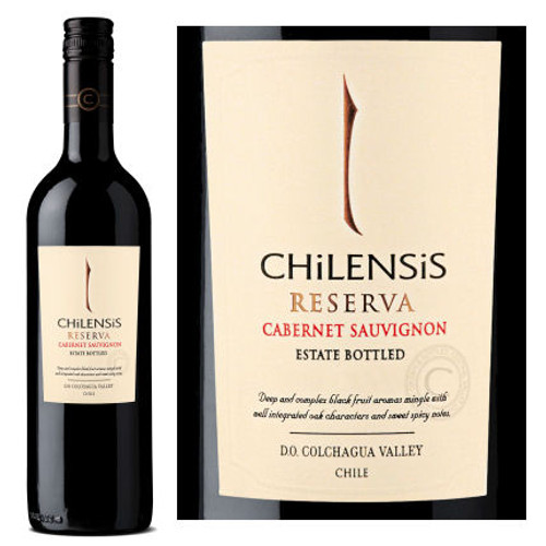 Chilensis Reserva Maule Valley Cabernet