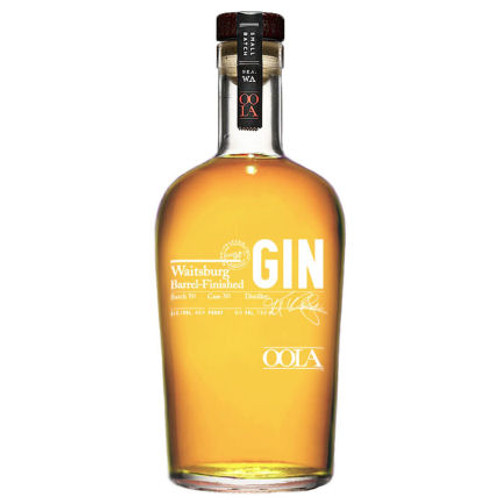 OOLA Waitsburg Barrel Finished Gin 750ml