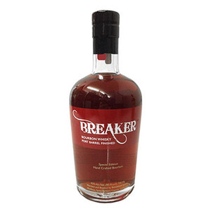 Breaker Port Barrel Finish Bourbon Whisky 750ml