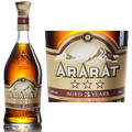 Ararat 3 Year Old Armenia Brandy 750ml