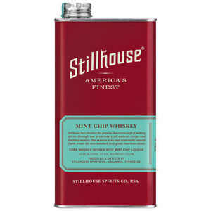 Stillhouse Moonshine Mint Chip Whiskey 750ml Can
