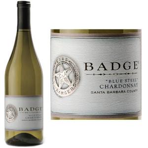 Badge Santa Barbara Blue Steel Chardonnay