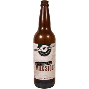 Garage Brewing Mashmallow Milk Stout 22oz