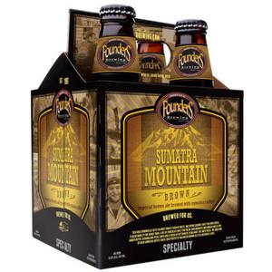 Founders Brewing Sumatra Mountain Brown 12oz 4 Pack