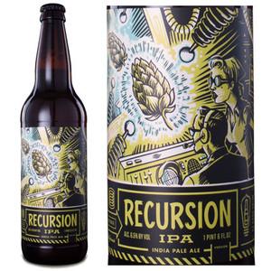 Bottle Logic Recursion 9.0 IPA 22oz