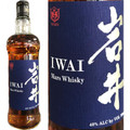 Shinshu Mars Iwai Japanese Whisky 750ml
